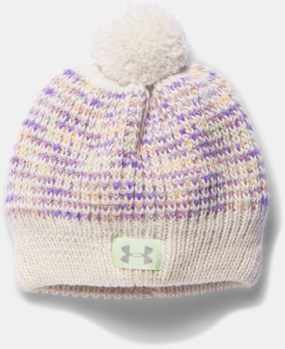 Girls' UA Speckle Beanie  1 Color $22.99
