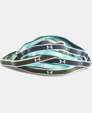 Best Seller Girls' UA Mini Headbands LIMITED TIME: FREE U.S. SHIPPING 2 Colors $9.99