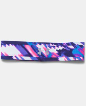 Girls' UA Bonded Headband
