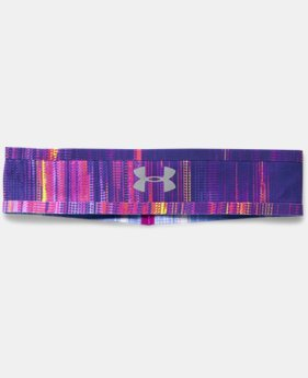 Best Seller Girls' UA Bonded Headband LIMITED TIME: FREE U.S. SHIPPING 1 Color $14.99