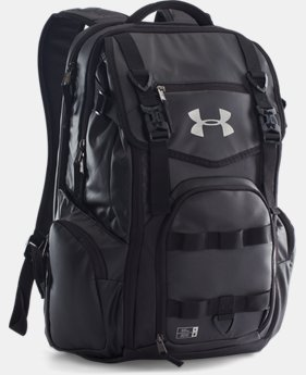 UA Storm Coalition Backpack LIMITED TIME: FREE SHIPPING 1 Color $99.99