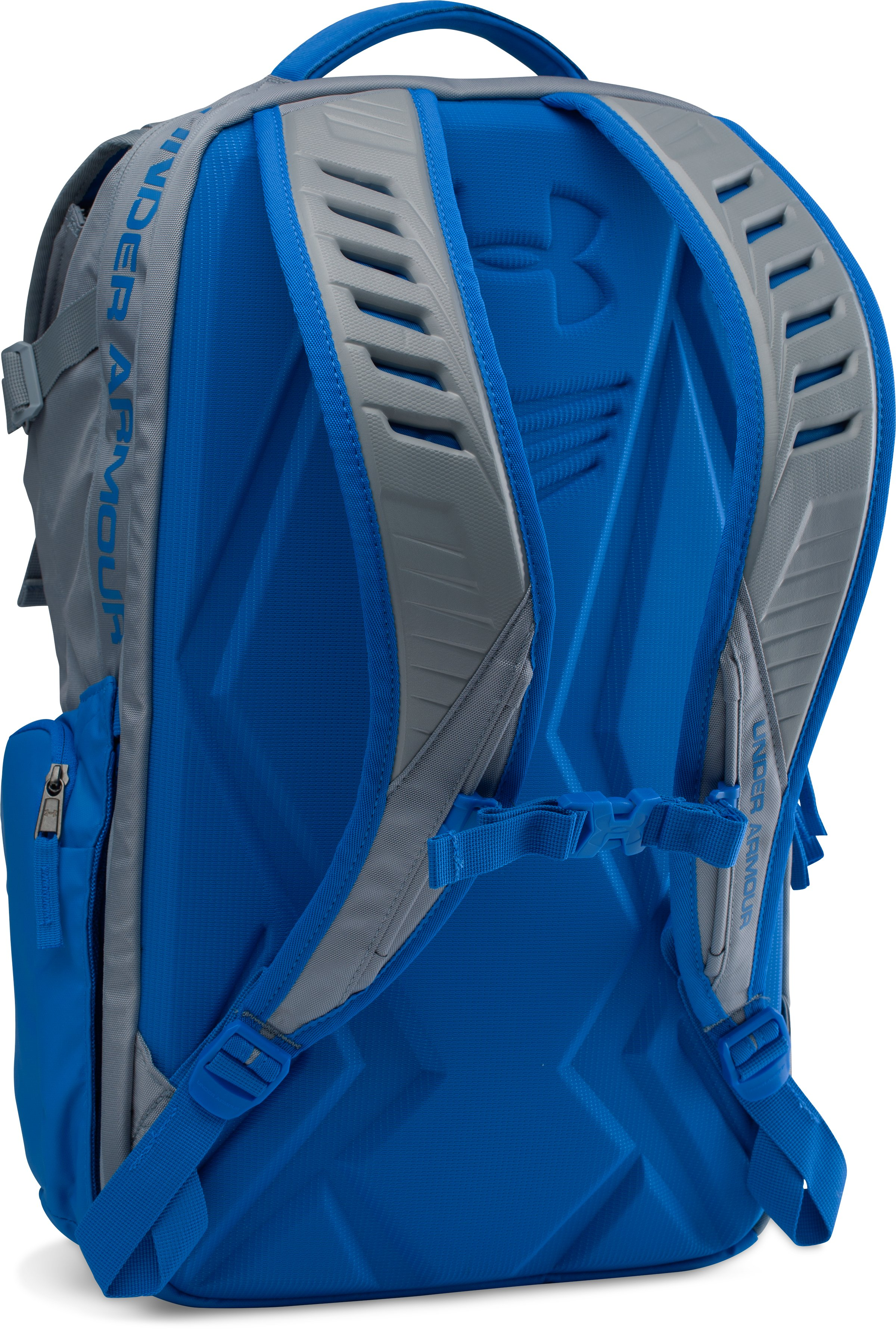 UA Storm Coalition Backpack, Steel, undefined