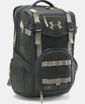 UA Storm Coalition Backpack LIMITED TIME: FREE U.S. SHIPPING 1 Color $74.99