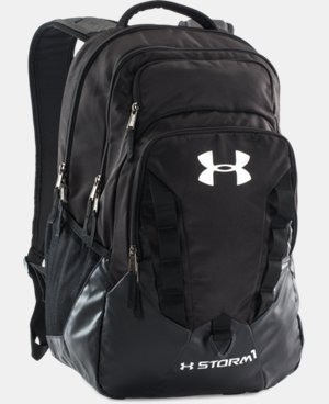Best Seller  UA Storm Recruit Backpack LIMITED TIME: FREE SHIPPING 2 Colors $56.99 to $74.99