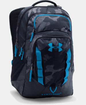 UA Storm Recruit Backpack LIMITED TIME: FREE SHIPPING 7 Colors $56.99 to $74.99