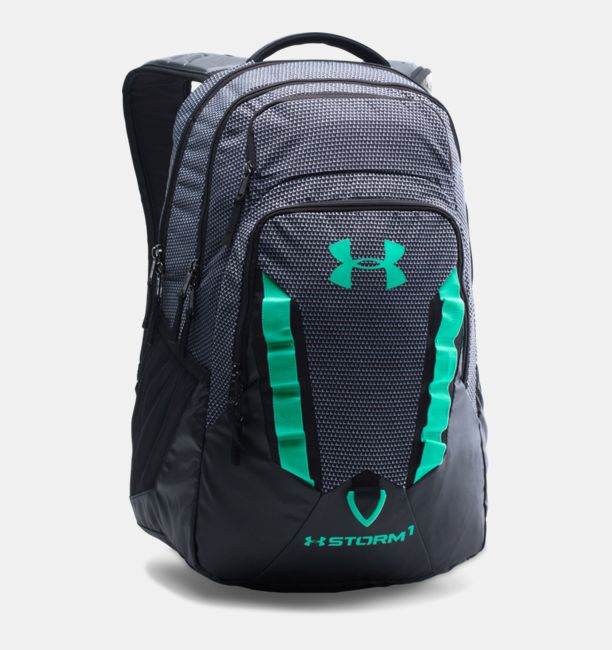 UA Storm Recruit Backpack  4eca5bd62e048