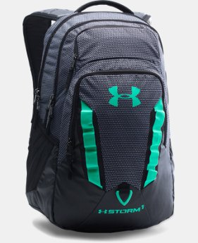 Best Seller UA Storm Recruit Backpack  9 Colors $64.99