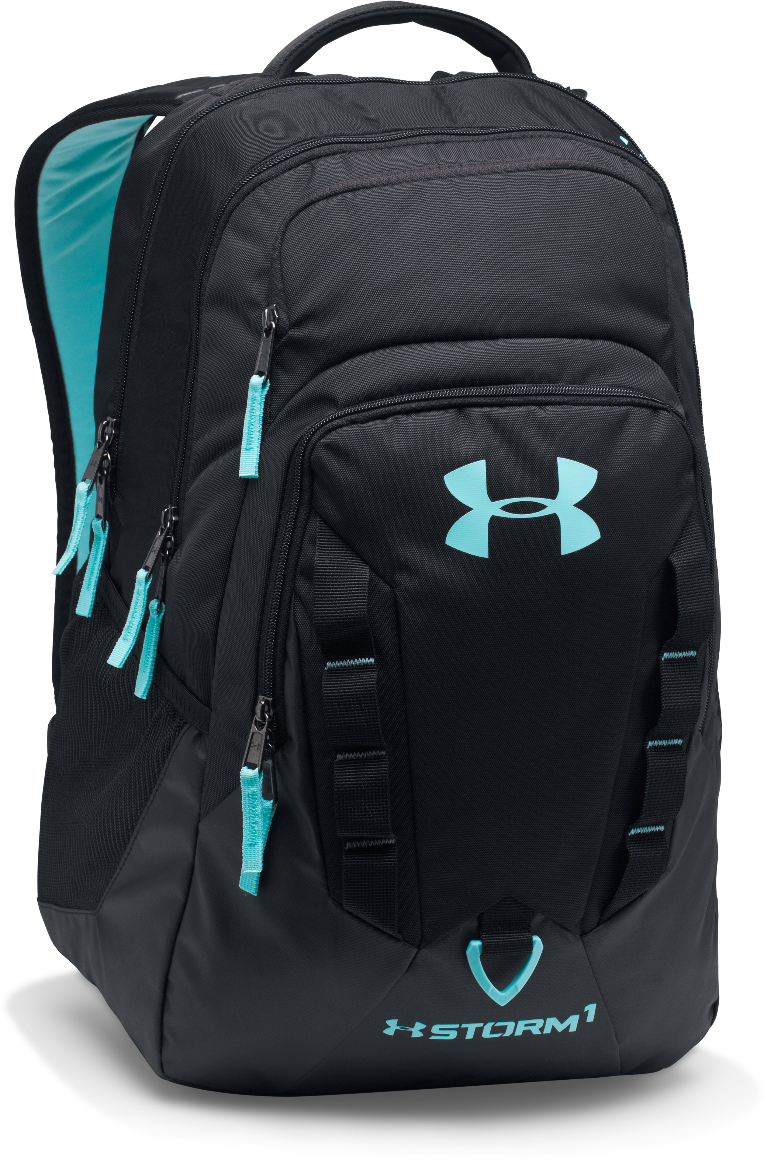 UA Storm Recruit Backpack, Black , zoomed image