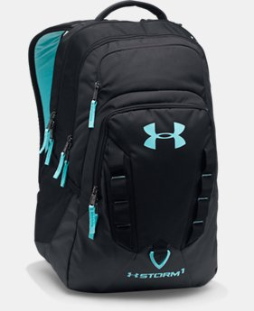 Best Seller  UA Storm Recruit Backpack LIMITED TIME: FREE SHIPPING 10 Colors $74.99