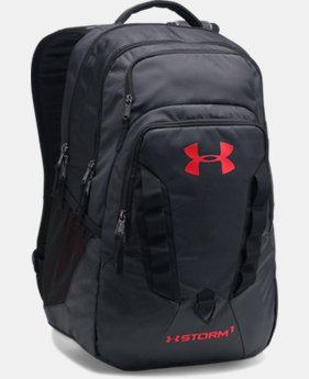 UA Storm Recruit Backpack  3 Colors $74.99