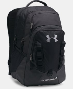 UA Storm Recruit Backpack  4  Colors Available $74.99