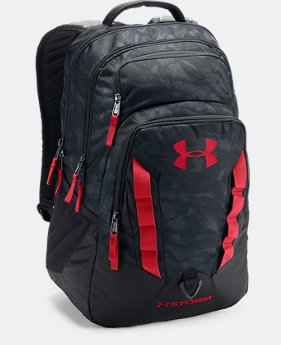 Best Seller UA Storm Recruit Backpack  4  Colors Available $64.99