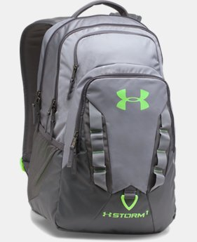 Best Seller UA Storm Recruit Backpack  3 Colors $64.99