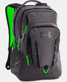 Best Seller UA Storm Recruit Backpack LIMITED TIME: FREE SHIPPING 4 Colors $64.99