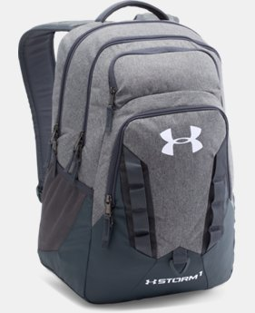 UA Storm Recruit Backpack LIMITED TIME: FREE SHIPPING 12 Colors $74.99