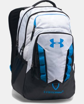 Best Seller UA Storm Recruit Backpack  1 Color $64.99 to $649