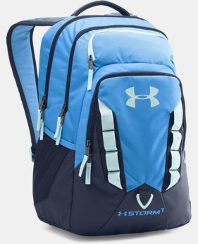 UA Storm Recruit Backpack LIMITED TIME: FREE SHIPPING 2 Colors $56.99 to $74.99