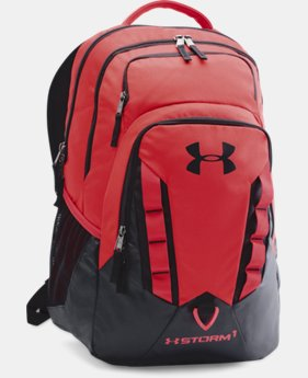 Best Seller UA Storm Recruit Backpack LIMITED TIME: FREE SHIPPING  $64.99