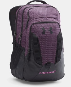 UA Storm Recruit Backpack  1 Color $56.99 to $74.99