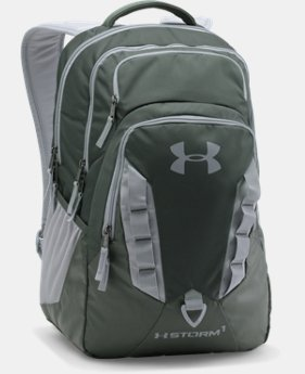 UA Storm Recruit Backpack LIMITED TIME: FREE SHIPPING 1 Color $74.99
