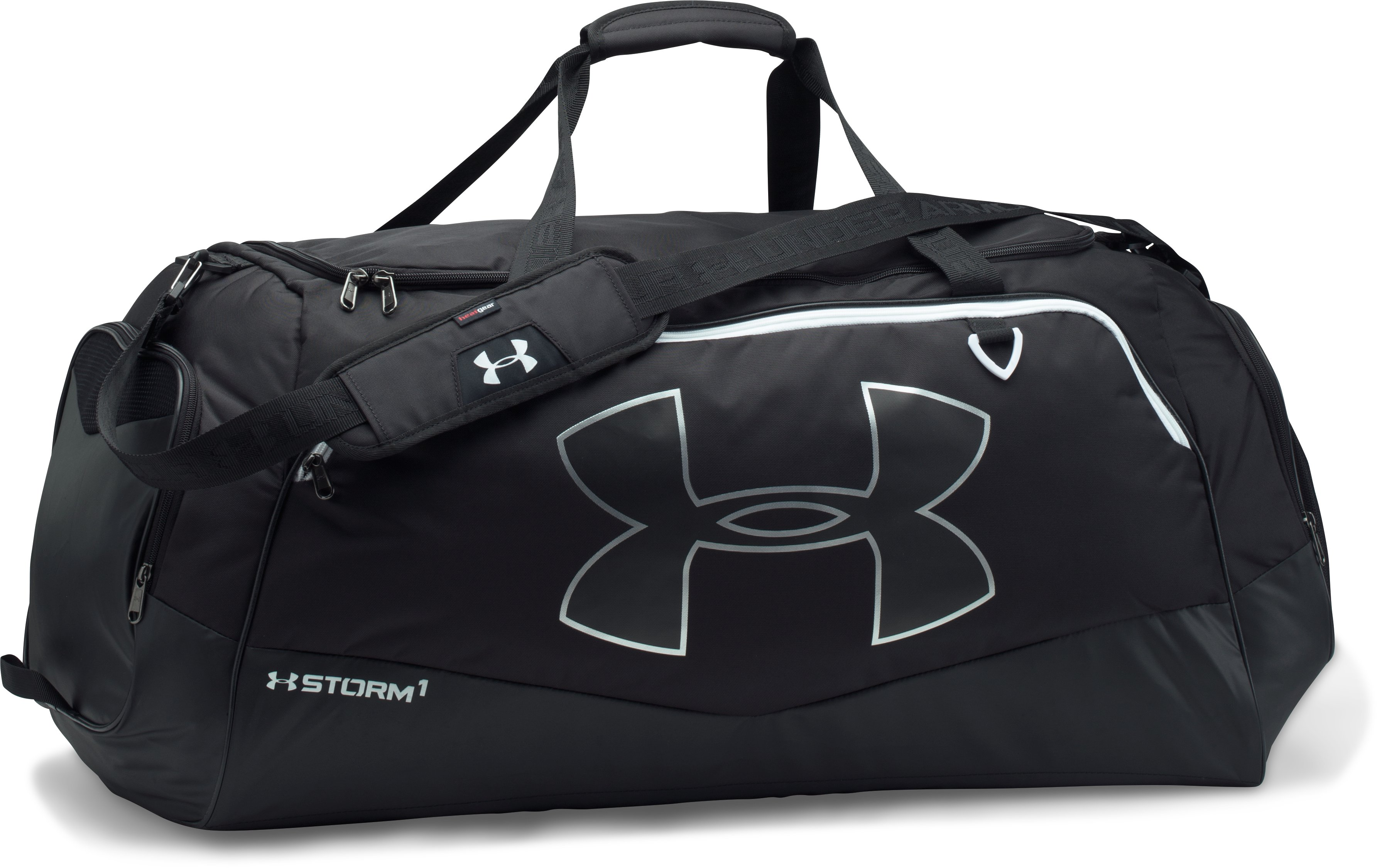 UA Undeniable Storm XL Duffle II, Black