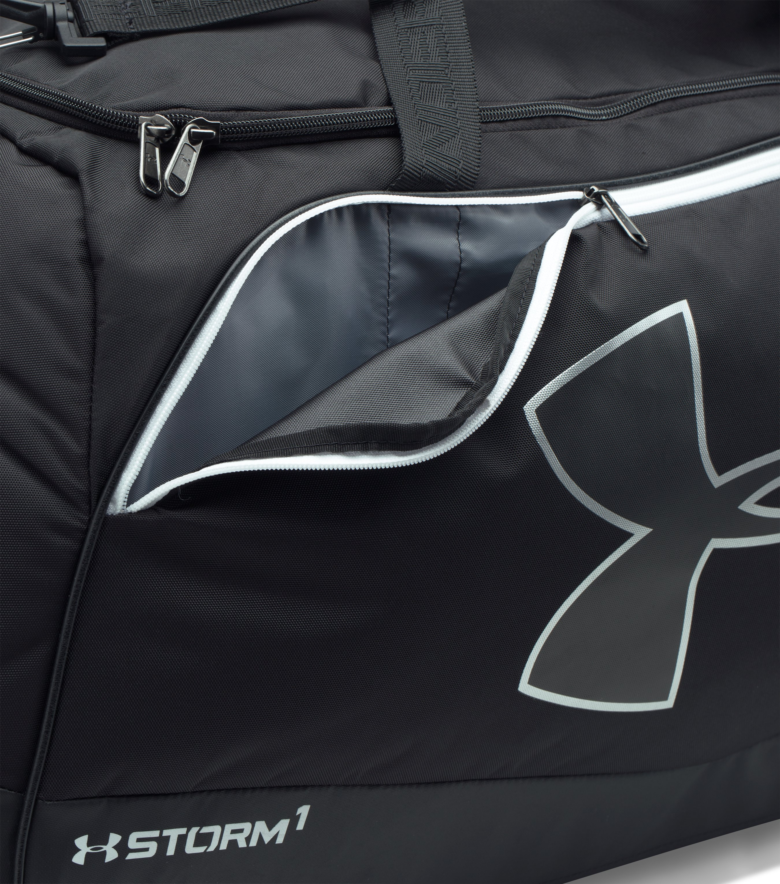 UA Undeniable Storm XL Duffle II, Black , undefined