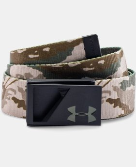 Boys' UA Range Webbed Belt  1 Color $14.99 to $17.99