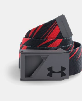 Boys' UA Range Webbed Belt   $14.99 to $17.99