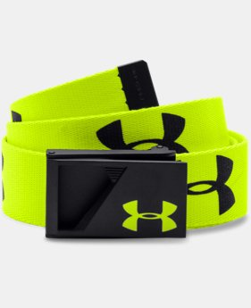 Boys' UA Range Webbed Belt  1 Color $13.49 to $17.99