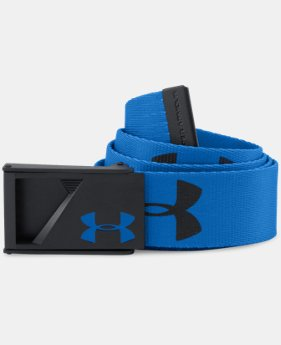 Boys' UA Range Webbed Belt