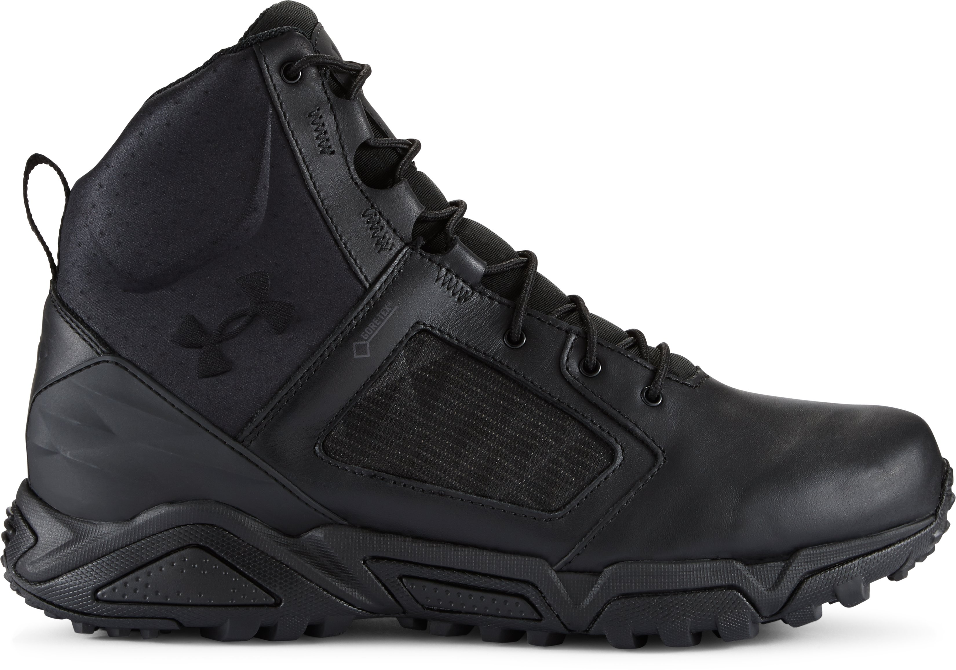 Men's UA Speed Freek TAC 2.0 GORE-TEX® Boots, Black , zoomed image