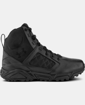 New Arrival  Men's UA TAC Zip 2.0 Boots  1 Color $199.99