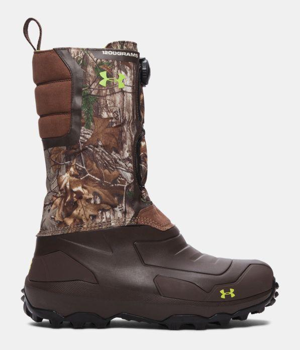 Men S Ua Ridge Reaper 174 Pac 1200 Hunting Boots Under