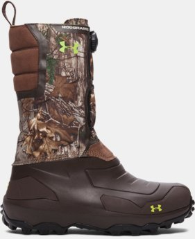 Men's UA Ridge Reaper® PAC 1200 Hunting Boots LIMITED TIME OFFER + FREE U.S. SHIPPING 1 Color $164.99