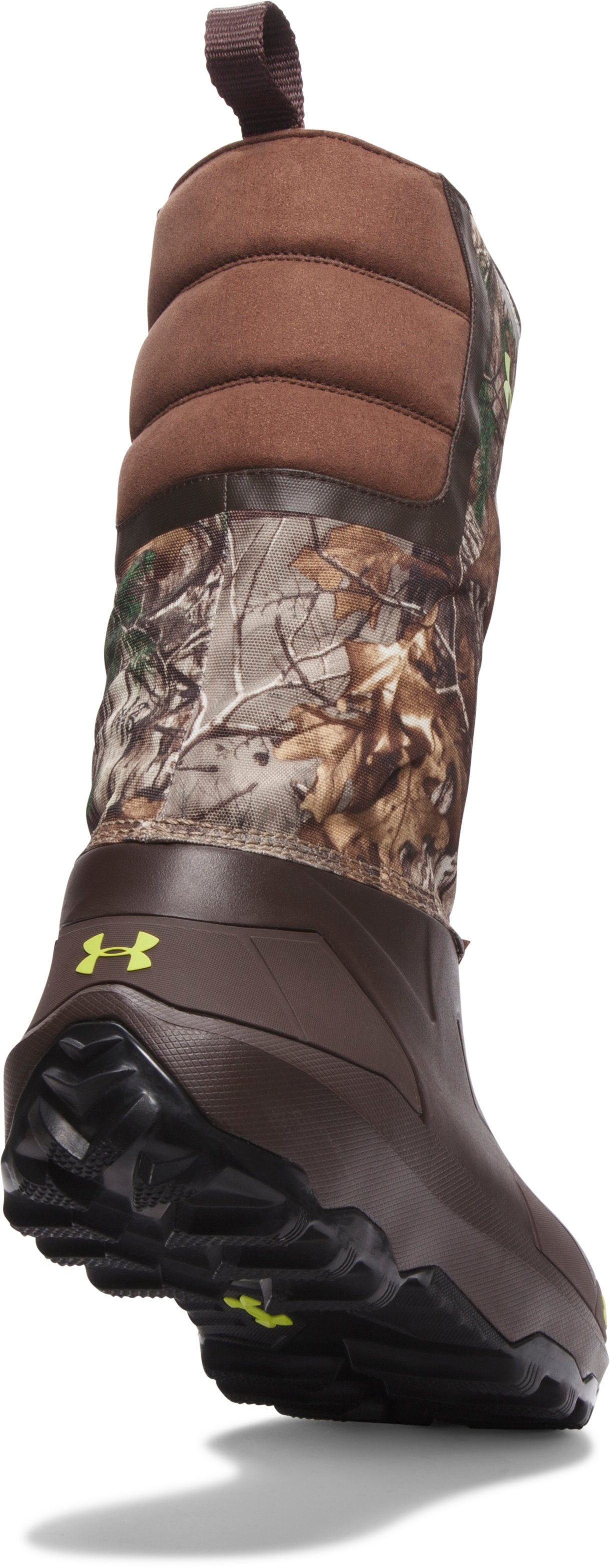 Men's UA Ridge Reaper® PAC 1200 Hunting Boots, REALTREE AP-XTRA