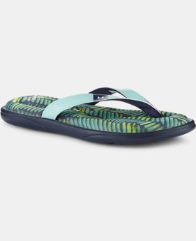 Women's UA Marbella Fern IV Sandals