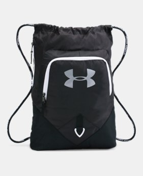 5e8fe9fa6b UA Undeniable Sackpack 4 Colors Available  29.99