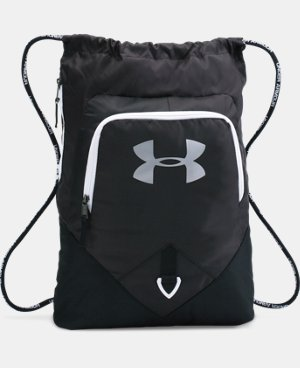 UA Undeniable Sackpack LIMITED TIME: FREE U.S. SHIPPING 1 Color $24.99