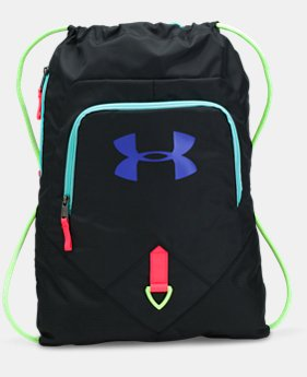 UA Undeniable Sackpack  1  Color $22.49