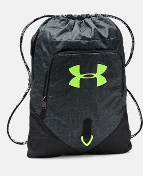 UA Undeniable Sackpack  1 Color $18.74 to $18.99