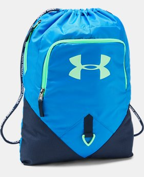 Best Seller UA Undeniable Sackpack  10  Colors Available $24.99