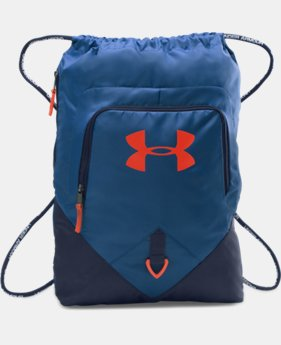 UA Undeniable Sackpack LIMITED TIME: FREE SHIPPING  $29.99