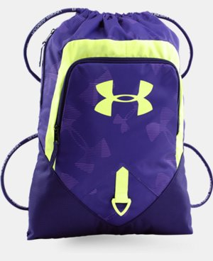 UA Undeniable Sackpack LIMITED TIME: FREE U.S. SHIPPING 2 Colors $17.99 to $18.99