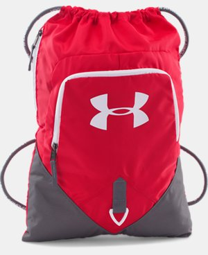 UA Undeniable Sackpack  1 Color $24.99