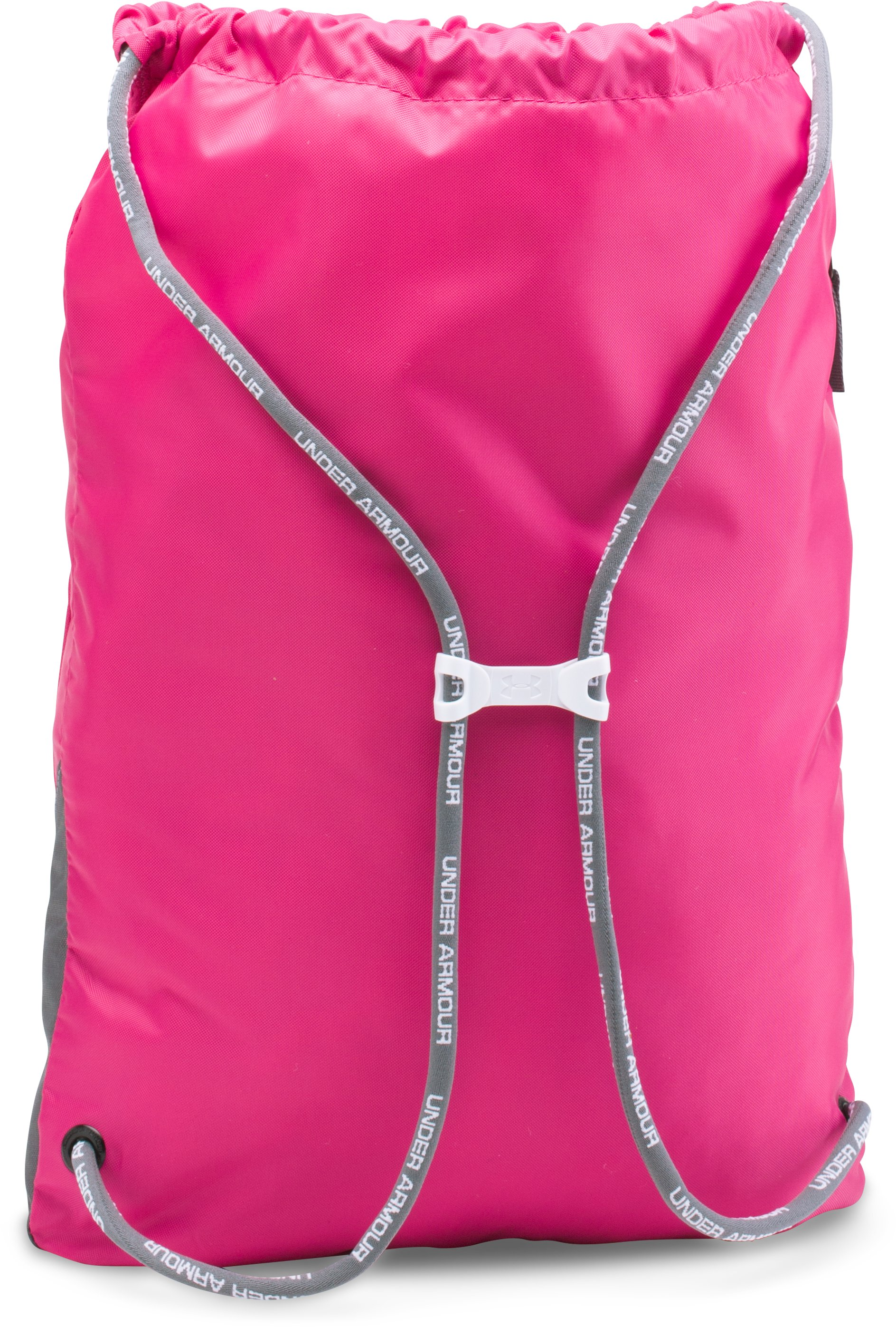 UA Undeniable Sackpack, Tropic Pink, undefined