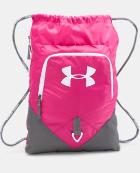 Best Seller UA Undeniable Sackpack  3 Colors $24.99