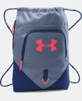 Best Seller UA Undeniable Sackpack  1 Color $24.99 to $249