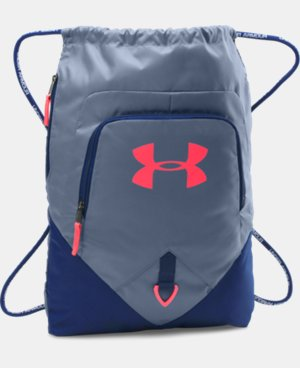 UA Undeniable Sackpack LIMITED TIME: FREE U.S. SHIPPING 1 Color $17.99 to $18.99
