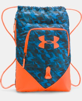 UA Undeniable Sackpack  8 Colors $24.99