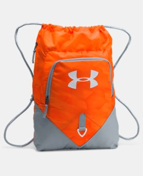 UA Undeniable Sackpack  3 Colors $18.99